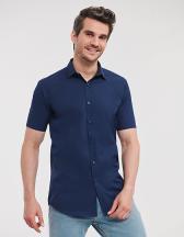 Men`s Short Sleeve Ultimate Stretch Shirt